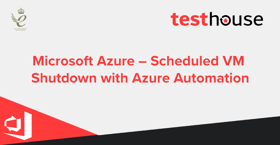 Microsoft Azure – Scheduled VM Shutdown with Azure Automation