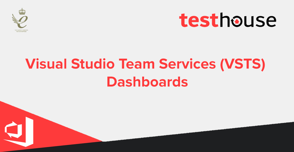 Visual Studio Team Services (VSTS) Dashboards