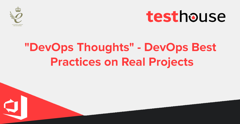 """DevOps Thoughts"" – DevOps Best Practices on Real Projects"