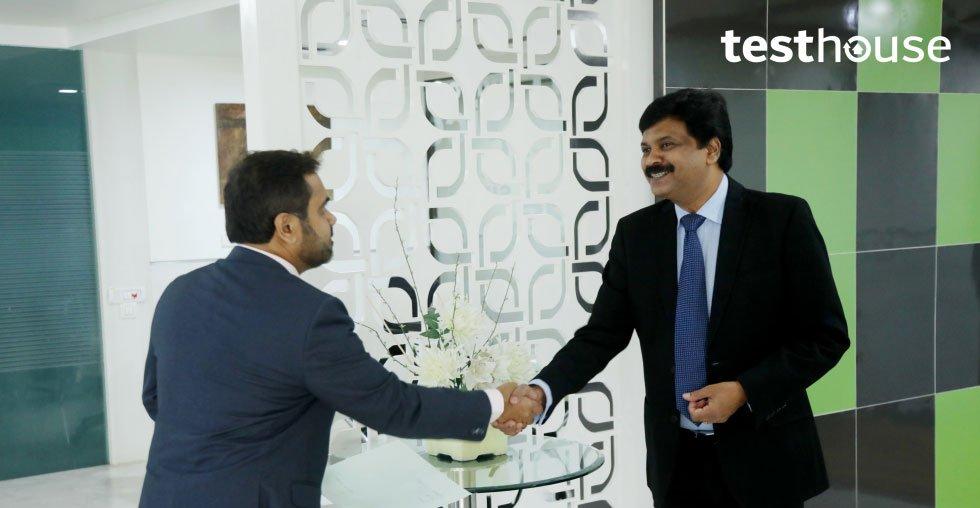 Ajith Kumar, the Global HR Leader, joins Testhouse